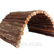 Домик-мост деревянный для грызунов Trixie 28 × 17 см фото