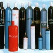 Азот медицинский газообразный фото