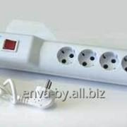 Удлинитель с электронным сетевым фильтром Импульс-4 фото