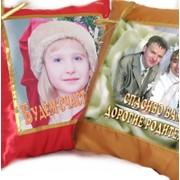 Подарочная подушка родителям от молодоженов фото