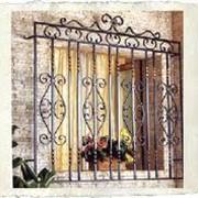 Металлические двери, ворота, решетки фото