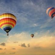 Zbor cu balonul Moldova фото