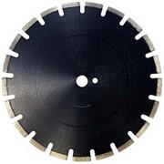 Диск алмазный отрезной сегментированный ЗУБР TURBO+ 150х2.6 фото