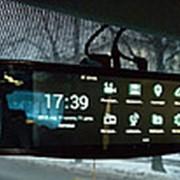 Автомобильный видеорегистратор Зеркало XPX ZX837 фото
