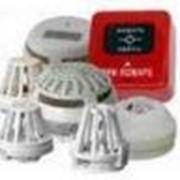 Установка систем пожарной и охранной сигнализаци фото
