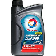 Масло трансмиссионное Total Transmission Dual 9 FE (SynFE) 75W90 GL-4 GL-5 (1л) фото