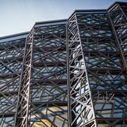Декор фасадный металлический фото