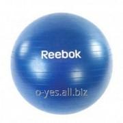Мяч для фитнеса Reebok 65 см синий RAEL-11016BL фото