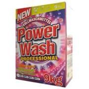 Стиральный порошок бесфосфатный Power Wash Professional фото