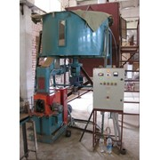 Пресс для производства топливных брикетов pini&kay б/у фото