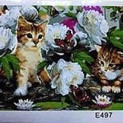 Картина по номерам 40х50 арт Е 497 фото