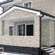 Цементный сайдинг фото