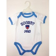Боди для новорожденных КХЛ с коротким рукавом фото