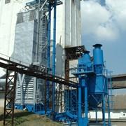 Покраска зерносушилок и прочих металлоконструкций. фото