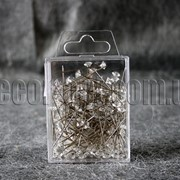 Булавка декоративная алмаз 1,5'' 3813 фото