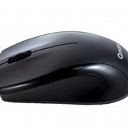 PERFO Qmax USB 2.0 оптическая мышь, Цвет: Чёрный фото
