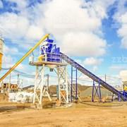 Бетонный завод Лента-72 фото