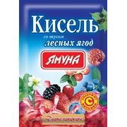 Кисель со вкусом Лесных ягод фото