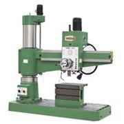 Станок радиально-сверлильный тип Z30100 X31 (d сверл=100 мм, d колон. 240-800 мм для обработки отверстий в средних и крупных деталях:сверление, зенкерование, развертывание, подрезку торцев и нарезание резьб, пр-во DMTG, Китай фото
