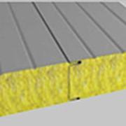 Сэндвич-панели стеновые с видимым крепежом PWW-S фото