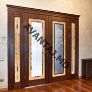 Двери Классические массив, арт. 29 фото