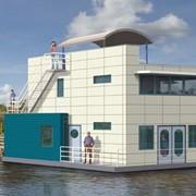 Дом на воде. фото