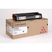 Принт-картридж высокой емкости, малиновый, тип SPC310HE 406481 фото
