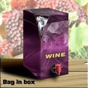 Упаковка bag-in-box фото