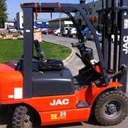 Погрузчик JAC 2.5 тонны фото