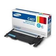Картридж Samsung CLP-320 Cyan (CLT-C407S) фото