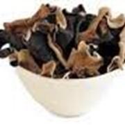 Грибы черные древесные сушеные фото