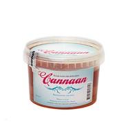 Сахарная паста для шугаринга Cannaan, 0.75 кг средняя фото