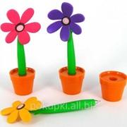 Ручка на подставке Цветок фото