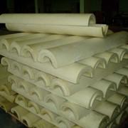 Теплоизоляционные цилиндры, полуцилиндры из базальтового волокна для изоляции трубопроводов фото