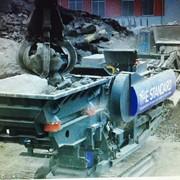 Гидравлическая Щековая дробилка ST01 для дробления рудных и металлургических материалов. фото