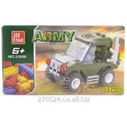 Детский конструктор Армия 71 блок IM509 фото