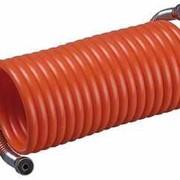 Шланг KRAFTOOL соединительный, нейлоновый, 5м/18атм.. Артикул: 06532-5 фото