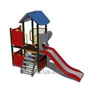 Детские площадки HAGS от 2 до 5 лет UniMini Hally фото