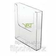 Карман А5 для печатной продукции Торнадо-2 для стоек (буклетница) 01-087 фото