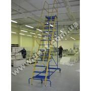 Лестницы передвижные USTL-3500 фото