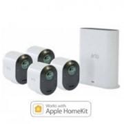Комплект видеонаблюдения NetGear Arlo Ultra 4K UHD Wire-Free Security 4-Camera System ( VMS5440-100EUS) фото