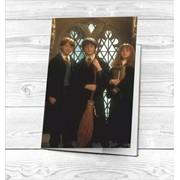 Обложка на Паспорт Гарри Поттер, Harry Potter №1 фото