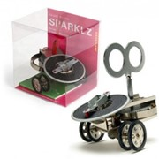 Заводная механическая игрушка Sparklz фото