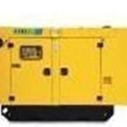 Дизельный генератор Aksa AJD-45 в кожухе фото