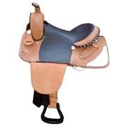 Седла и подпруги кожаные для верховых и вьючных животных фото