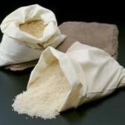 Рис в мешках по 25, 50кг фото