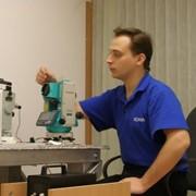 Обслуживание геодезического оборудования фото