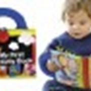 Книжка-игрушка Моя первая книжка фото