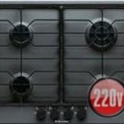 Газовая независимая варочная поверхность Electrolux EHG6415K фото