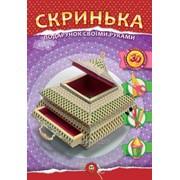 Книга для творчества Шкатулка фото